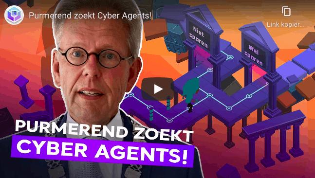 Purmerend zoekt cyber agents